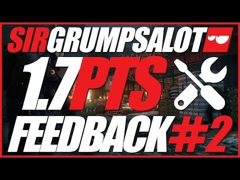 [ GRUMPS DUMPS ] [ DIVISION ] Testing the week 2 patch of PTS 1.7. Please read the description!