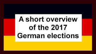 German elections 2017: Yes, Angela Merkel will become Chancellor again. But how?