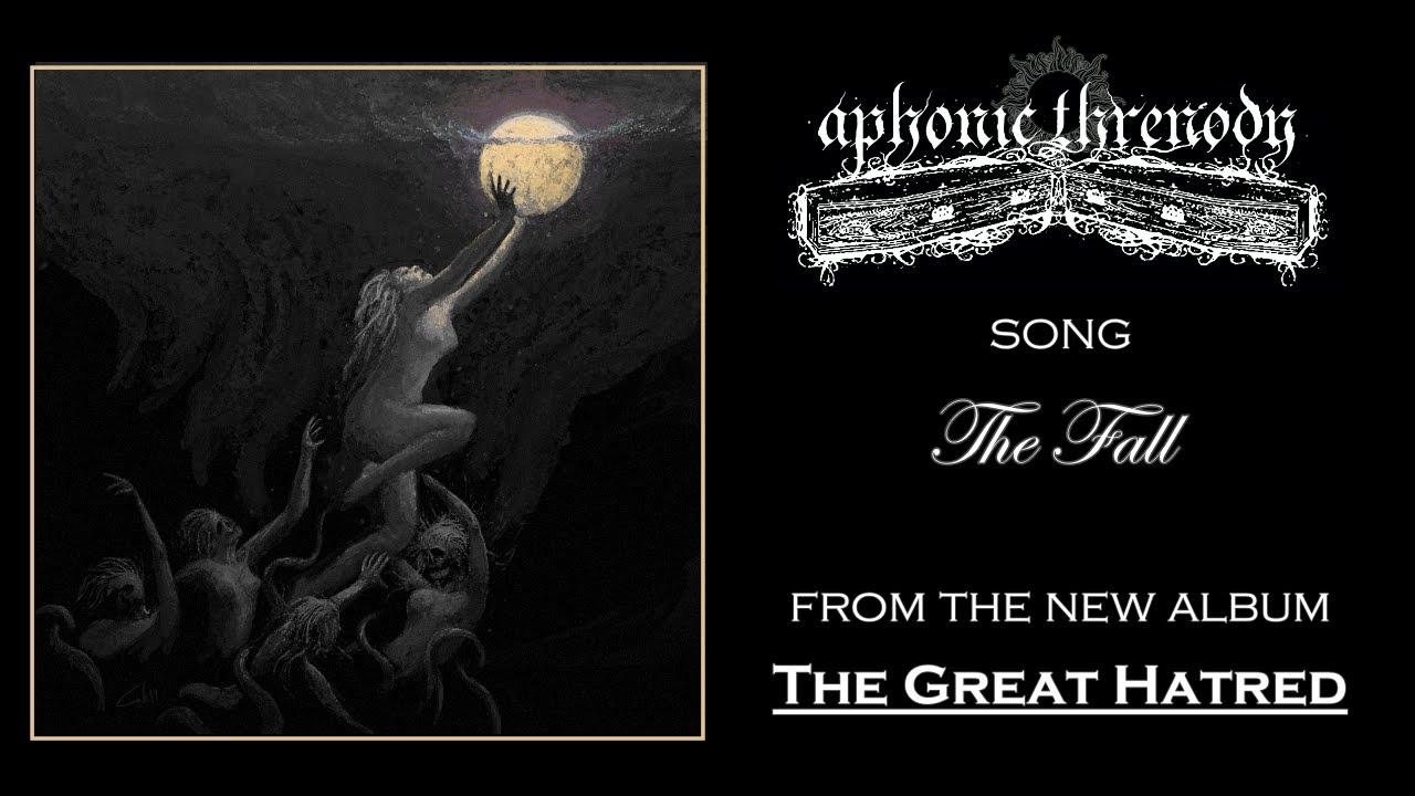 APHONIC THRENODY - THE FALL (FUNERAL DOOM METAL)