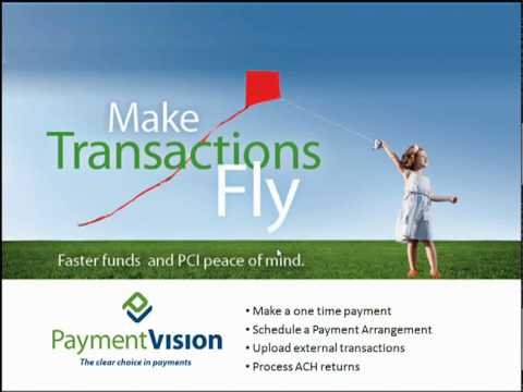 PaymentVision: Integrated electronic payments for The Collector System by Columbia Ultimate