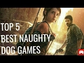 Top 5 Best Naughty Dog Games mp3