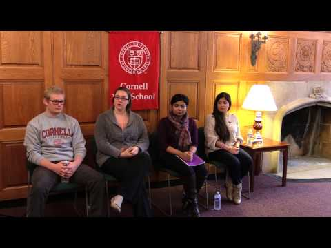 Panel: Recognizing Freedom From Domestic Violence as a Human Right in Tompkins County, NY