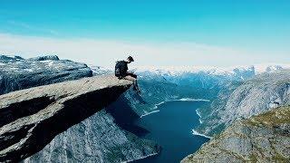 HIKE TO TROLLTUNGA | NORWAY VLOG 7