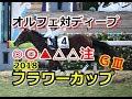【競馬予想】フラワーカップ2018(中山芝1800m)