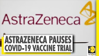 The volunteer whose serious ailment halted clinical trials of a coronavirus vaccine candidate being developed by astrazeneca and oxford university.#astrazene...