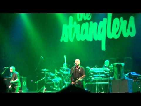 THE STRANGLERS - TANK - PIREAUS 117 ACADEMY - 20.11.2016!