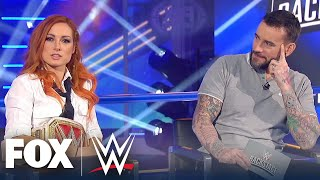 Becky Lynch on the Women's division: 'Eliminate the term 'Women'' | WWE BACKSTAGE | WWE ON FOX