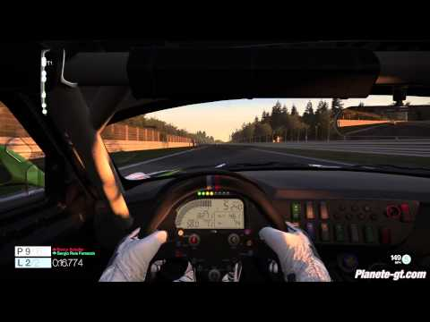 Project CARS : BMW Z4 GT3 - Spa Franchorchamps - RACE
