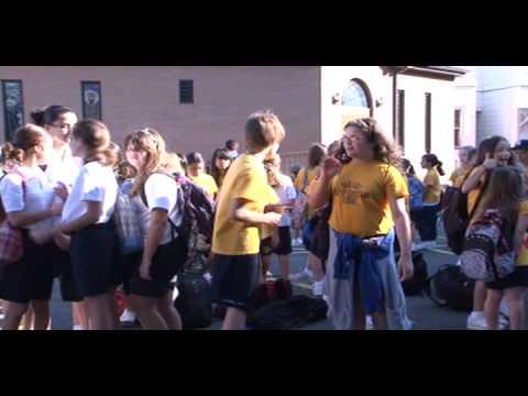 OLHC SCHOOL STATEN ISLAND MORNING ASSEMBLY