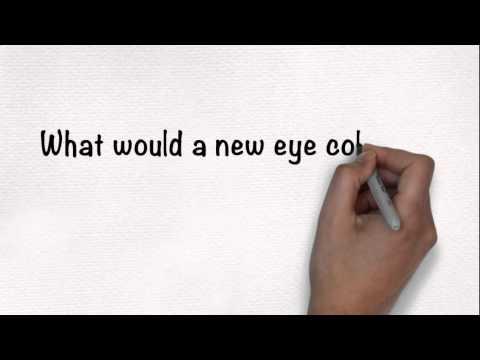 Eye Colour Change Hypnosis