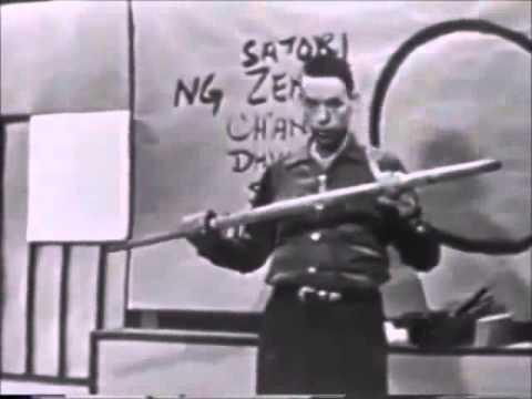 Alan Watts - The Void, 1959
