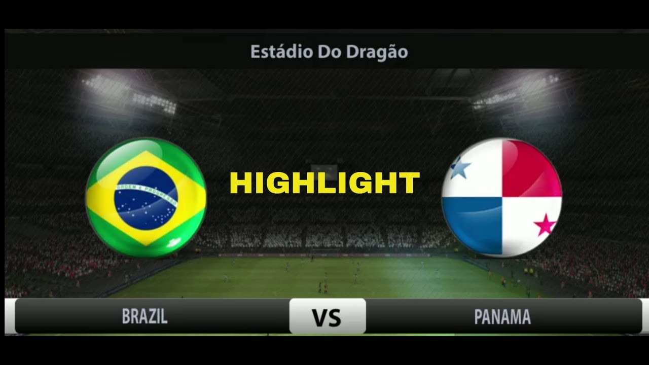 Highlight | Brazil - Panama : Number 10 new , surprised results || FTG Tivi