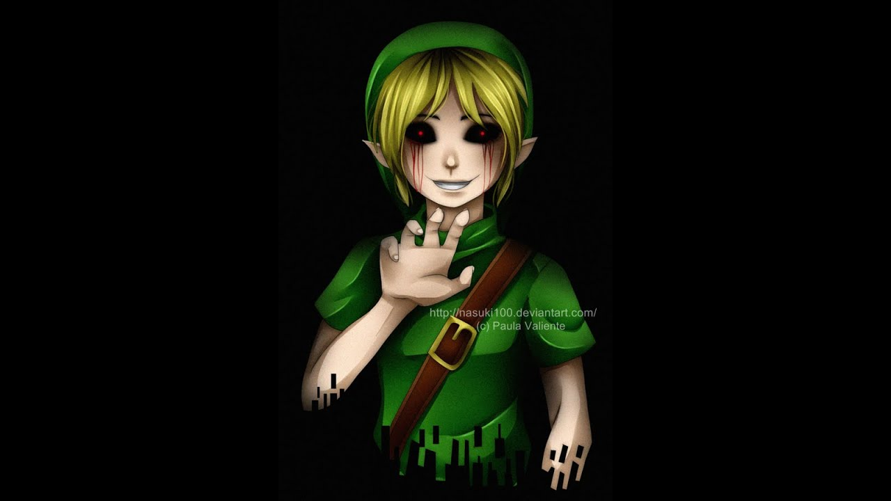 How to draw Ben drowned - YouTube