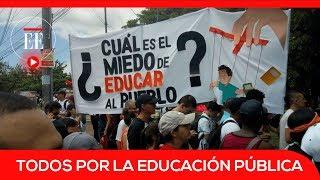Todos por la educación pública | El Espectador
