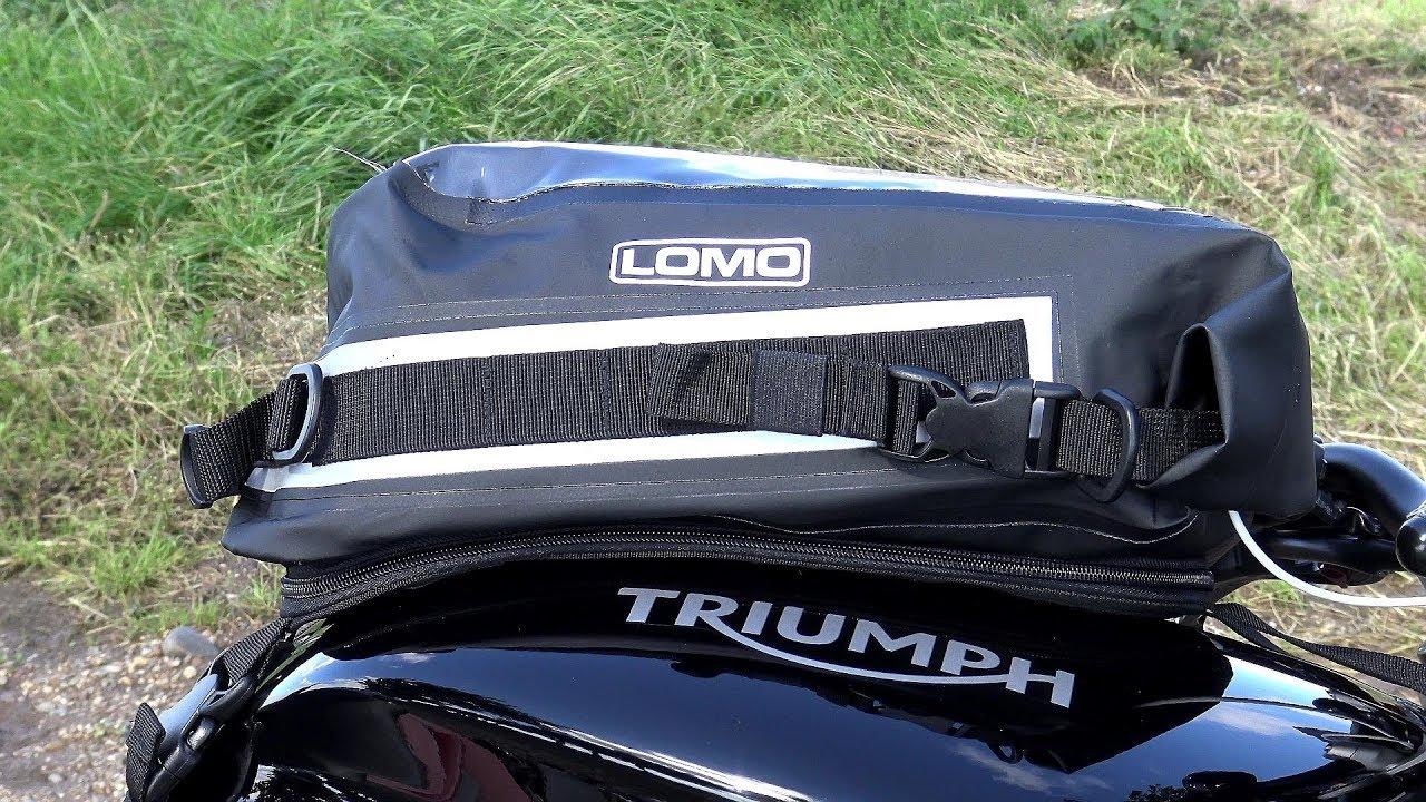 Soft Motorcycle Luggage Lomos New 15l 100 Waterproof Tank Bag Dry Bag