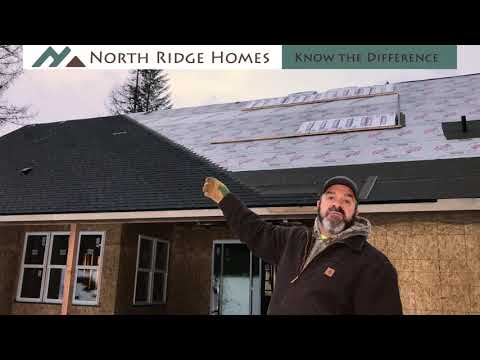 Custom Homes Series - Episode 30: Roofing Installation