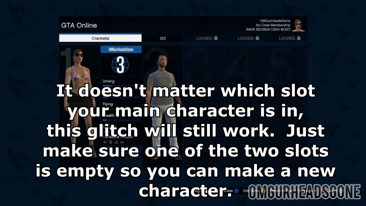 Gta 5 tips how to change your characters appearance gender gta 5 tips how to change your characters appearance gender gta 5 glitches gta 5 online voltagebd Choice Image