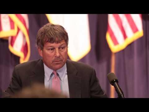 David Meier Press Conference August 20, 2013