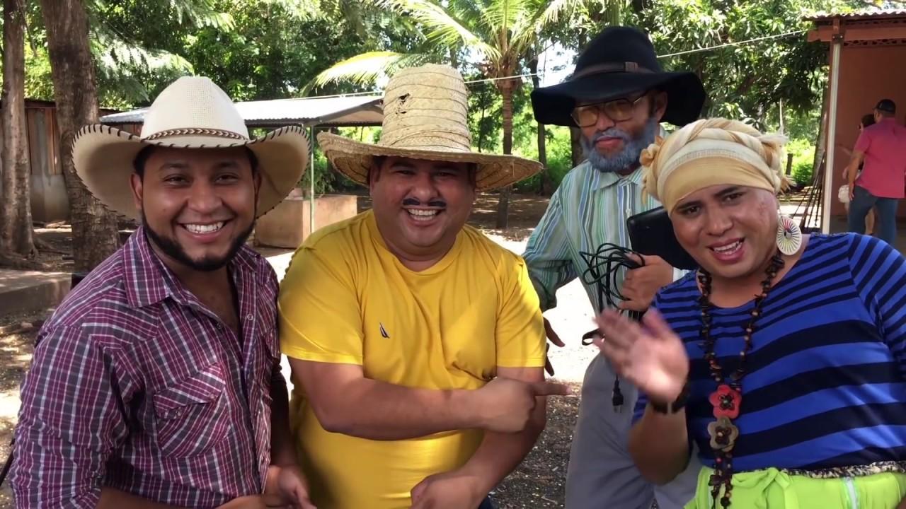 Bloopers Agapito Diaz y la Ahijada    JR INN