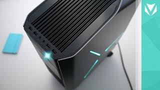 Đánh giá Alienware Aurora R5 - PC Gaming Đẳng Cấp
