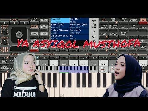 YA ASYIQOL MUSTHOFA (piano ORG 2019)