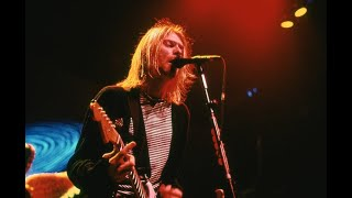 Nirvana - Molly's Lips  Live at MTV Studios, New York 1992