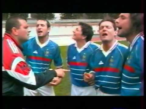 Les Nous Ç Nous - Parodie de L'équipe de France 1998 - YouTube