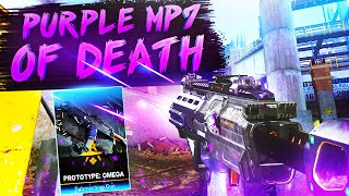 The Purple MP7 of Death!
