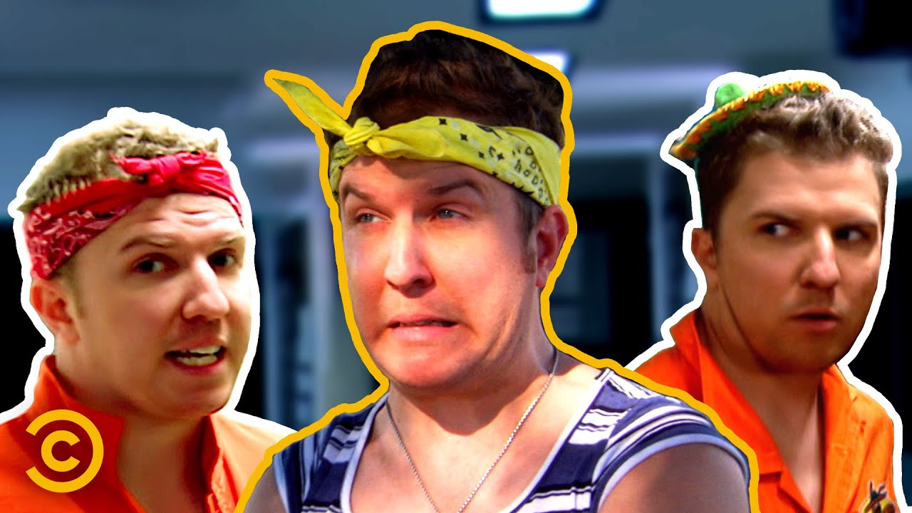 Download The Best of Nick Swardson's Terry Pt. 2 - RENO 911!