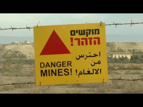 إعلان تطهير محيط ثلاث كنائس  من الألغام بقصر اليهود