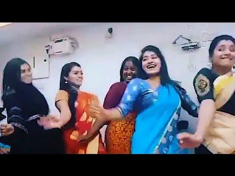 Saravanan Meenatchi Last Day Funny Dance and  Dubsmash Shooting Spot Video Lovely Moments || VijayTv