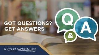 Allah or Elohim? - Q&A with Michael Rood & Nehemia Gordon