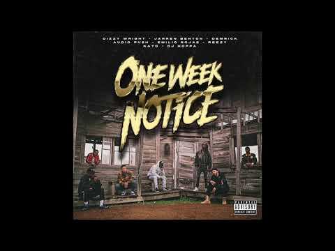 One Week Notice - Peace to the Land (Prod by DJ Hoppa & Kato)