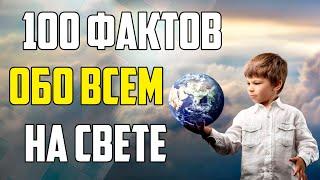 100 ИНТЕРЕСНЫХ ФАКТОВ