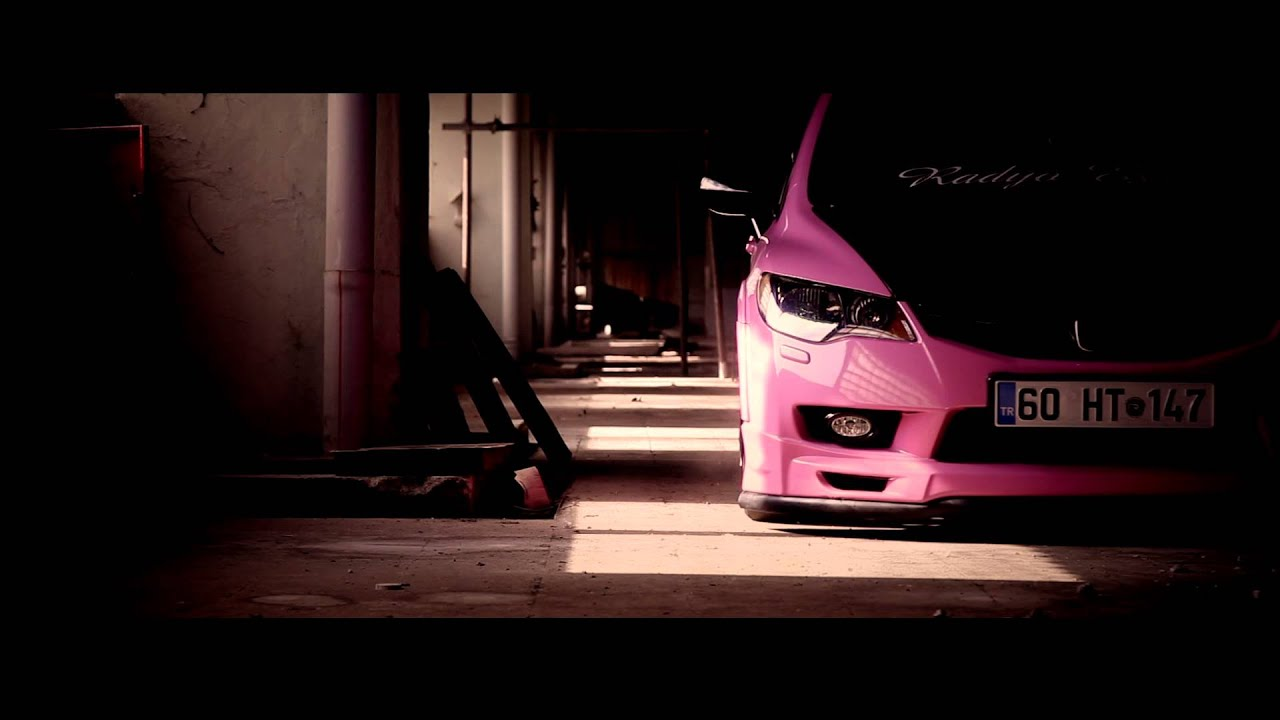 Pink Panther Wallpaper Hd Pink Panther Honda Civic Youtube