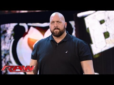 Big Show returns to Raw: Raw, August 12, 2013