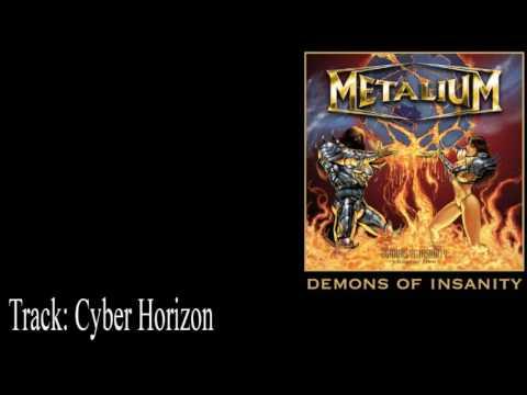 METALIUM - Demons Of Insanity-Chapter Five Full Album