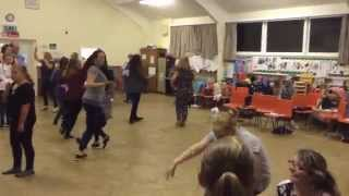 Little Red Panto: Wake Up Boo   1st rehearsal