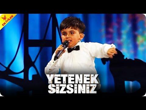 YUSUF BARAN'DAN RAP ŞOV! | Yetenek Sizsiniz Türkiye