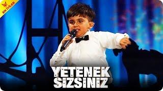 YUSUF BARANDAN RAP ŞOV  Yetenek Sizsiniz Türkiye