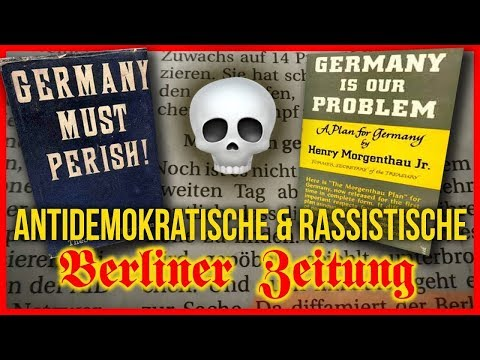 Antidemokratische Berliner Zeitung - (Der Volkslehrer Backup)