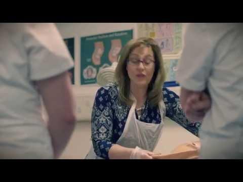 Midwifery at Teesside