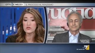 Scontro Chirico contro Travaglio: difendi Woodcock fonte primigenia di tante notizie