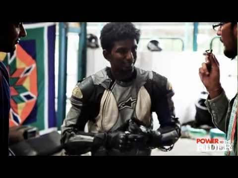 2011 FMSCI Indian National Motorcycle Road Racing Championship - Power To The Rider