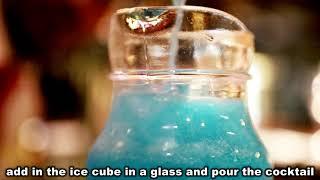 Blue Hawaiian 蓝色夏威咦