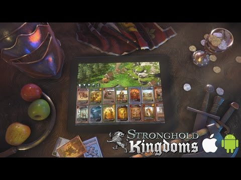Stronghold Kingdoms - Gameplay Trailer (iOS/Android)