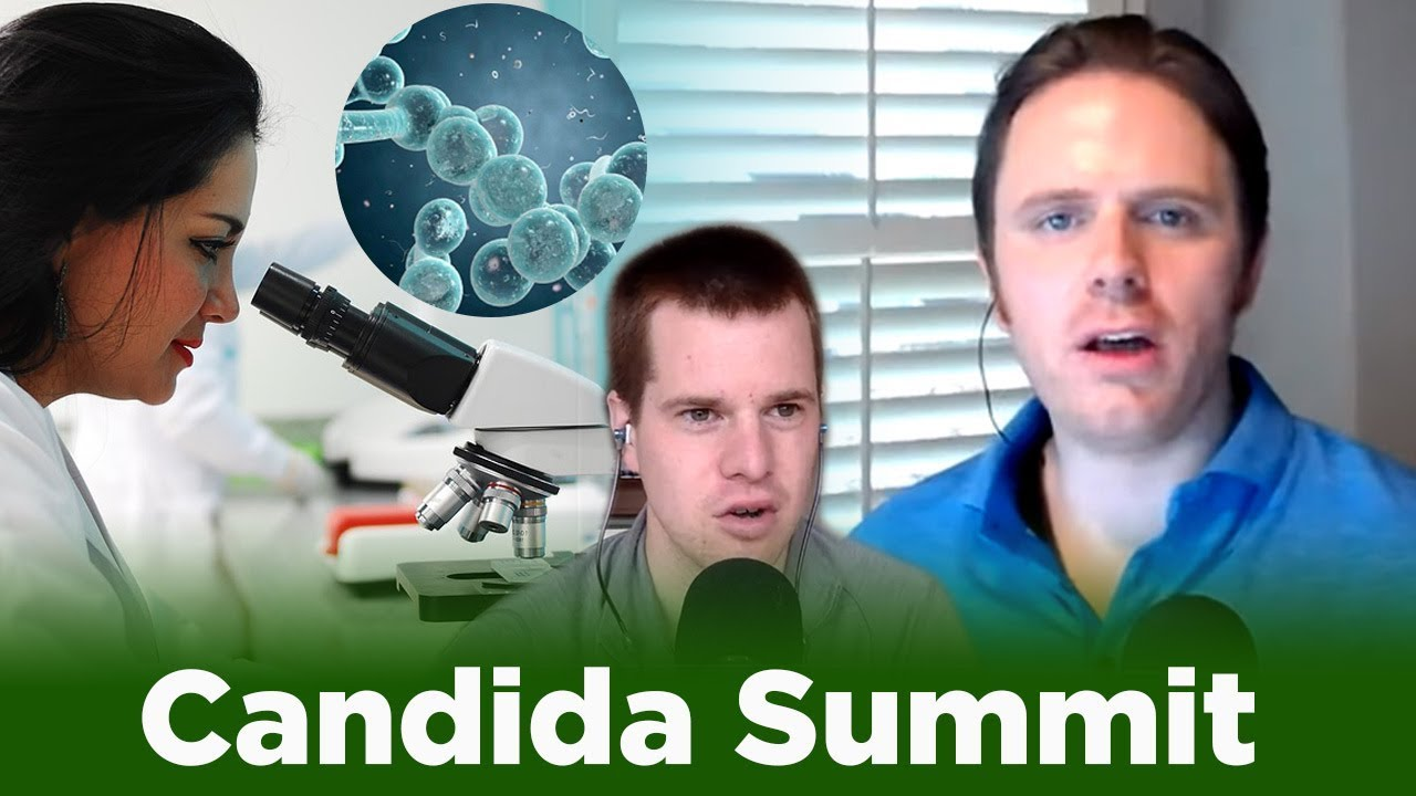 Candida Summit with Evan Brand   Just In Health- Podcast #181