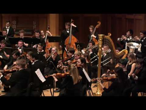 Lawrence Symphony Orchestra - November 15, 2016