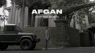 Repeat youtube video Afgan - Jodoh Pasti Bertemu | Official Video Clip