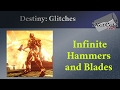 Destiny Glitch: Infinite Hammer, Infinite Bladdancer! Hunter + Titan Super Glitch!